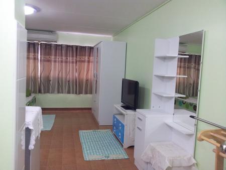ให้เช่าห้อง   ห้องเล็กด้านนอก อาคาร C3 ชั้น 11