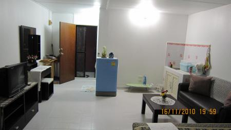 ให้เช่าห้อง   ห้องเล็กด้านนอก อาคาร C3 ชั้น 3