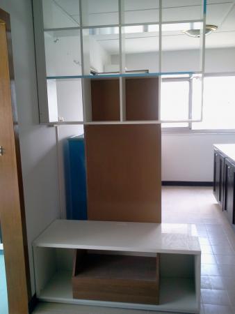 ให้เช่าห้อง   ห้องมุม อาคาร T5 ชั้น 12
