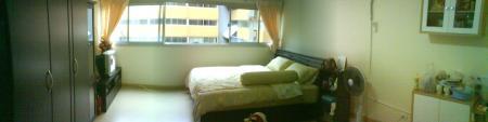 ให้เช่าห้อง   ห้องเล็กด้านใน อาคาร C2 ชั้น 11
