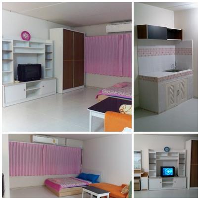 ให้เช่าห้อง  ขายห้อง ห้องเล็กด้านนอก อาคาร C1 ชั้น 1