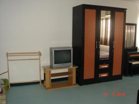 ให้เช่าห้อง   ห้องเล็กด้านนอก อาคาร T3 ชั้น 6