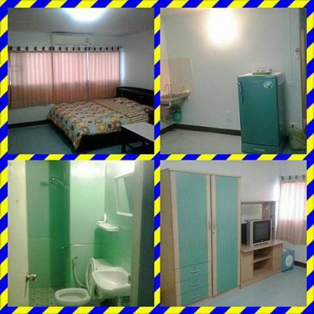ให้เช่าห้อง   ห้องเล็กด้านนอก อาคาร C9 ชั้น 1