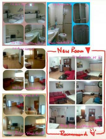 ให้เช่าห้อง   ห้องขนาดกลางด้านใน อาคาร T12 ชั้น 1