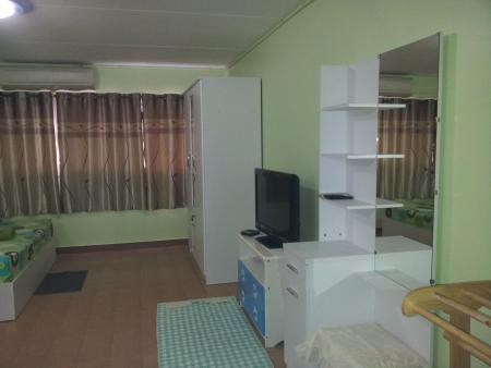 ให้เช่าห้อง   ห้องเล็กด้านนอก อาคาร C3 ชั้น 12