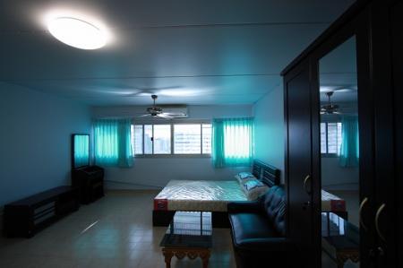 ให้เช่าห้อง   ห้องเล็กด้านนอก อาคาร P2 ชั้น 14