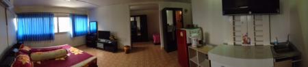 ให้เช่าห้อง   ห้องขนาดกลางด้านนอก อาคาร T12 ชั้น 3