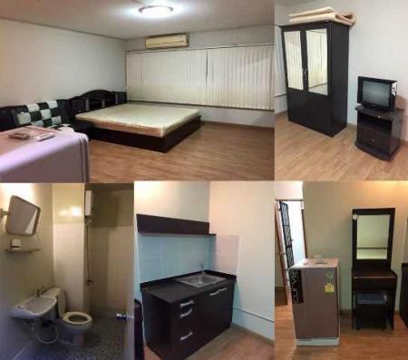 ให้เช่าห้อง   ห้องเล็กด้านใน อาคาร T5 ชั้น 14