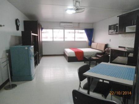 ให้เช่าห้อง   ห้องมุม อาคาร P1 ชั้น 10