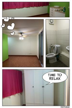 ให้เช่าห้อง   ห้องมุม อาคาร C3 ชั้น 9
