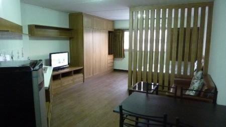 ให้เช่าห้อง   ข้างห้องมุม อาคาร C4 ชั้น 12