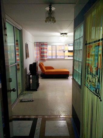 ให้เช่าห้อง   ห้องขนาดกลางด้านใน อาคาร P2 ชั้น 5