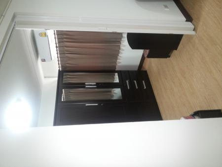 ให้เช่าห้อง   ห้องขนาดกลางด้านนอก อาคาร P1 ชั้น 15