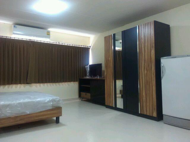 ให้เช่าห้อง   ห้องเล็กด้านนอก อาคาร P1 ชั้น 8