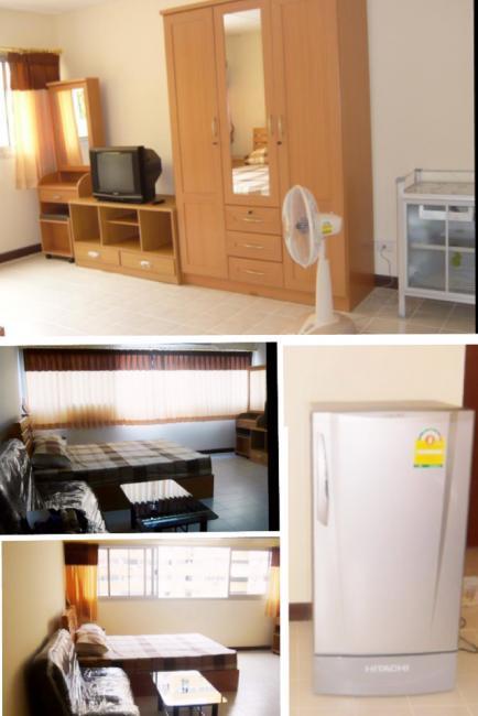 ให้เช่าห้อง   ห้องเล็กด้านใน อาคาร C9 ชั้น 2