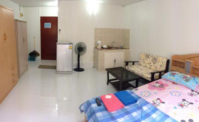 ให้เช่าห้อง   ห้องเล็กด้านใน อาคาร C9 ชั้น 9