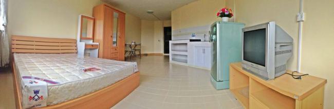 ให้เช่าห้อง   ห้องขนาดกลางด้านนอก อาคาร P1 ชั้น 5