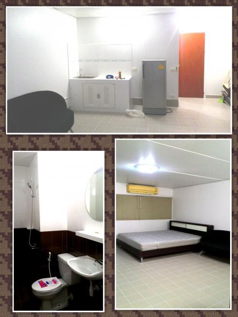 ให้เช่าห้อง   ห้องเล็กด้านใน อาคาร T5 ชั้น 7