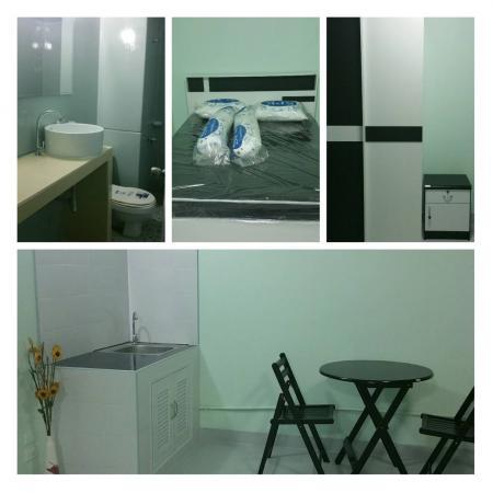 ให้เช่าห้อง   ห้องขนาดกลางด้านนอก อาคาร T11 ชั้น 9