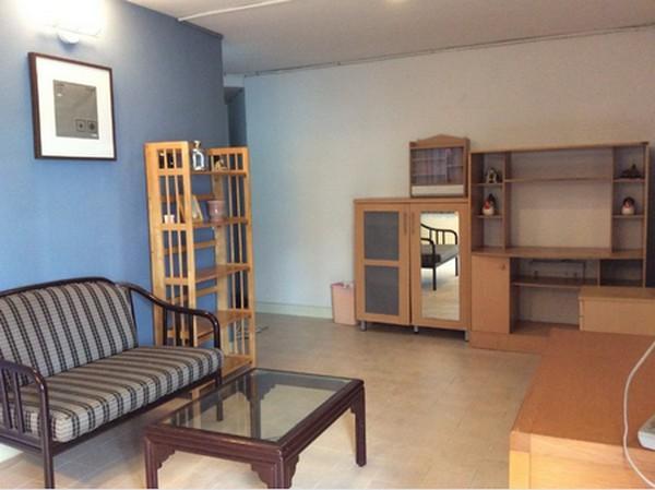 ให้เช่าห้อง   ห้องมุม อาคาร T9 ชั้น 5