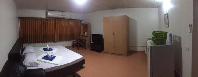ให้เช่าห้อง   ห้องเล็กด้านนอก อาคาร T8 ชั้น 4