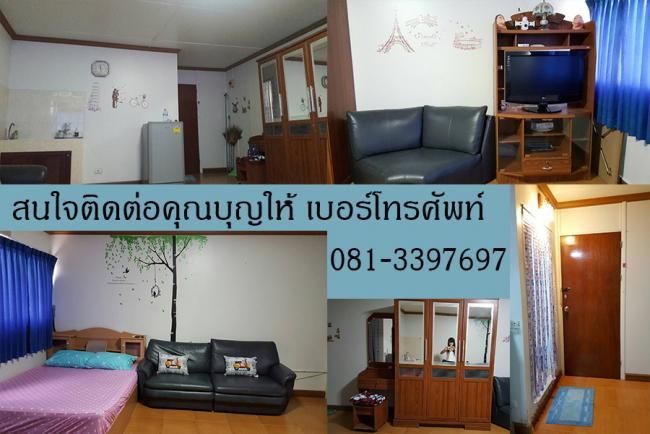 ให้เช่าห้อง   ห้องมุม อาคาร P1 ชั้น 2