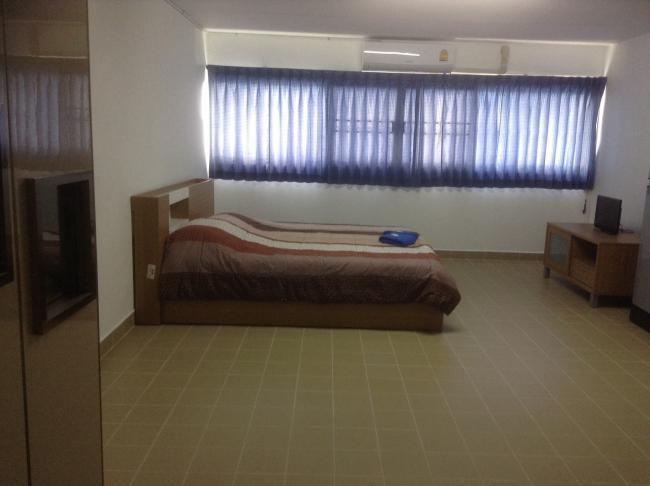 ให้เช่าห้อง   ห้องมุม อาคาร P1 ชั้น 6