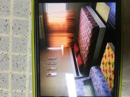 ให้เช่าห้อง   ห้องเล็กด้านนอก อาคาร C3 ชั้น 14