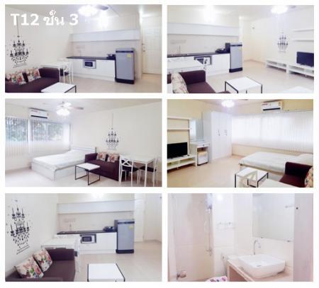 ห้องขนาดเล็กด้านใน อาคาร T12 ชั้น 3