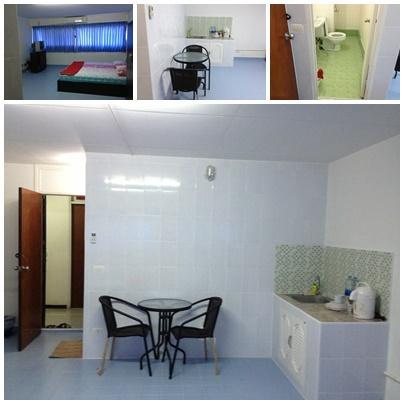ขายห้อง ห้องเล็กด้านนอก อาคาร T12 ชั้น 5