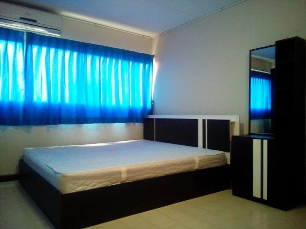ให้เช่าห้อง   ห้องเล็กด้านใน อาคาร C6 ชั้น 16