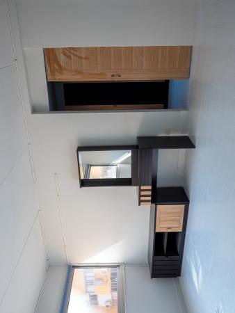 ให้เช่าห้อง   ห้องขนาดกลางด้านใน อาคาร P1 ชั้น 8