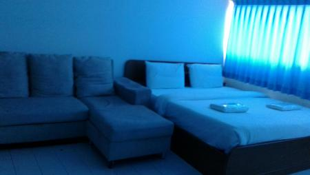 ให้เช่าห้อง   ห้องเล็กด้านใน อาคาร P1 ชั้น 14