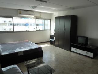 ให้เช่าห้อง   ห้องขนาดกลางด้านใน อาคาร P1 ชั้น 9