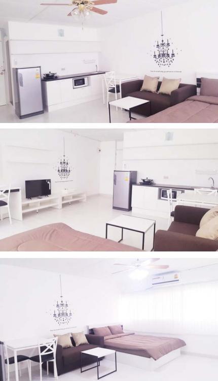 ให้เช่าห้อง   ห้องเล็กด้านใน อาคาร T4 ชั้น 11