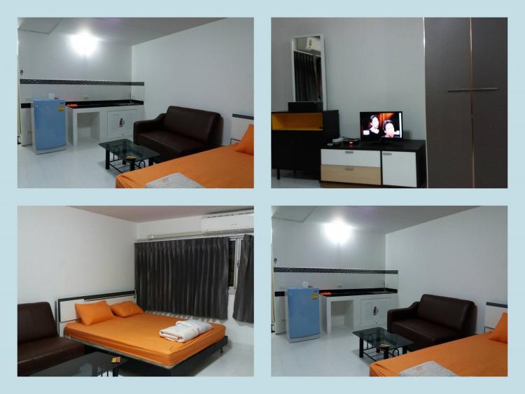 ให้เช่าห้อง   ห้องเล็กด้านนอก อาคาร C7 ชั้น 4