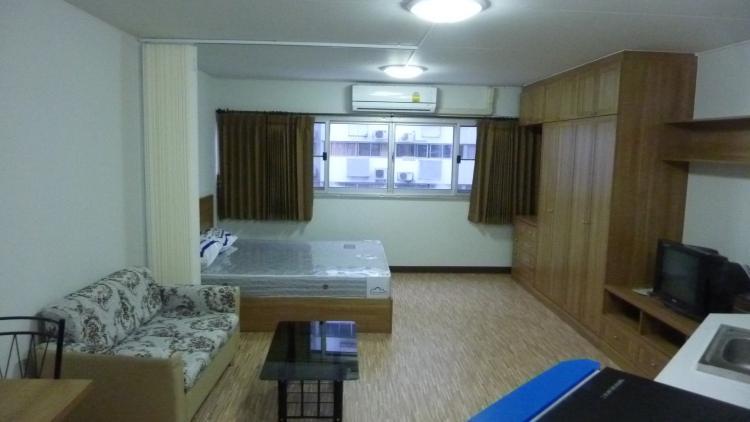 ให้เช่าห้อง   ข้างห้องมุม อาคาร C4 ชั้น 5