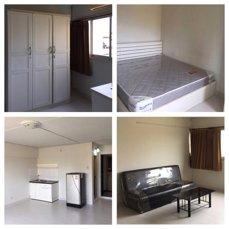 ให้เช่าห้อง   ห้องขนาดกลางด้านนอก อาคาร T2 ชั้น 14