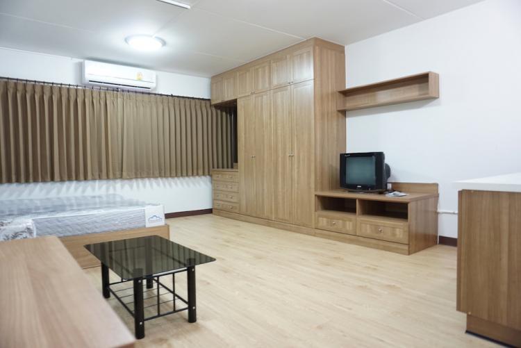 ให้เช่าห้อง   ห้องเล็กด้านใน อาคาร T2 ชั้น 3