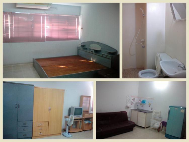 ให้เช่าห้อง   ห้องเล็กด้านใน อาคาร C9 ชั้น 13