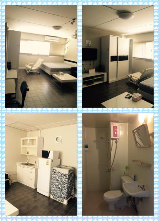 ให้เช่าห้อง   ห้องเล็กด้านใน อาคาร C4 ชั้น 13