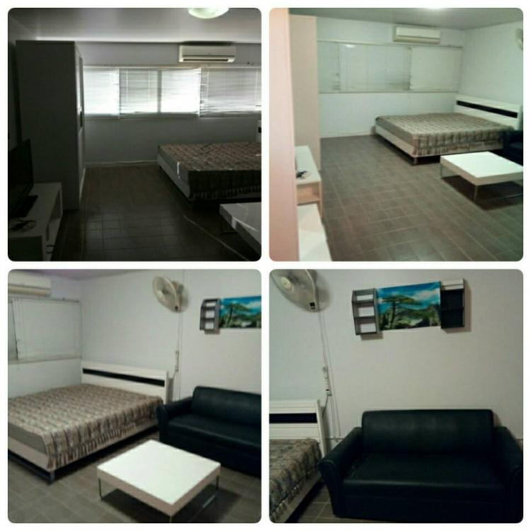 ให้เช่าห้อง   ห้องเล็กด้านใน อาคาร C5 ชั้น 14