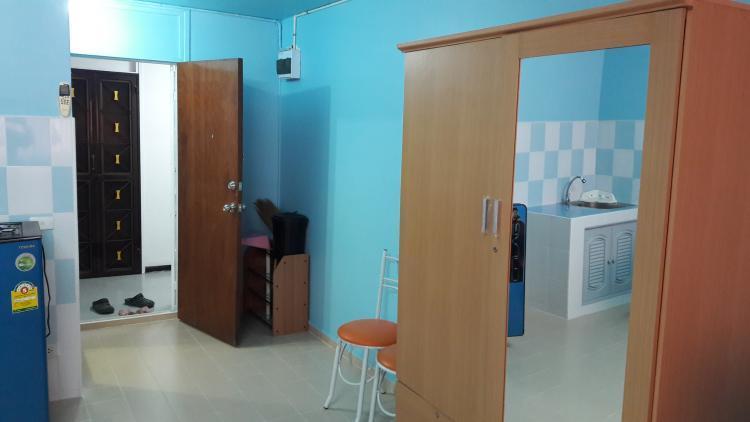ให้เช่าห้อง   ห้องเล็กด้านใน อาคาร C8 ชั้น 5