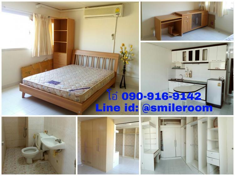 ให้เช่าห้อง   ห้องขนาดกลางด้านใน อาคาร T2 ชั้น 14