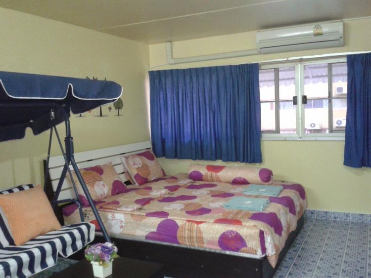 ให้เช่าห้อง   ห้องเล็กด้านใน อาคาร C3 ชั้น 12