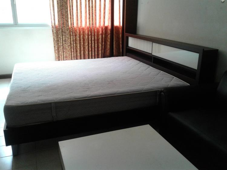 ให้เช่าห้อง   ห้องเล็กด้านใน อาคาร C2 ชั้น 10
