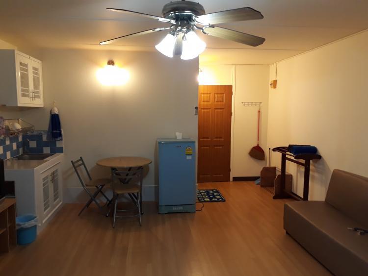 ให้เช่าห้อง   ห้องเล็กด้านนอก อาคาร C3 ชั้น 15