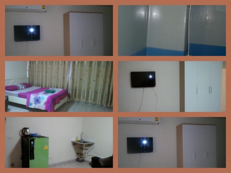 ให้เช่าห้อง   ห้องเล็กด้านนอก อาคาร C8 ชั้น 2