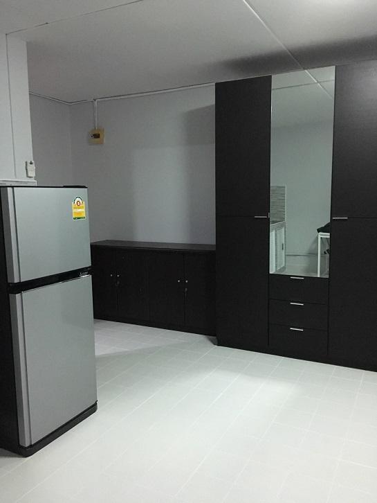 ให้เช่าห้อง   ห้องเล็กด้านนอก อาคาร T10 ชั้น 10