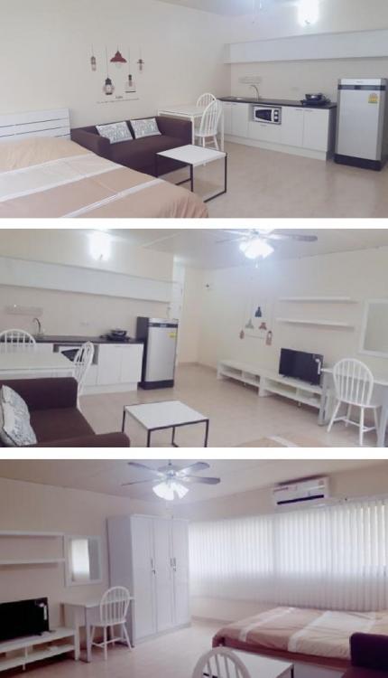 ให้เช่าห้อง   ห้องเล็กด้านใน อาคาร T12 ชั้น 7